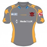 Salford Red Devils Away Supporters Shirt