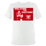 Limited Edition Welcome to Salford Kevin Locke T-shirt