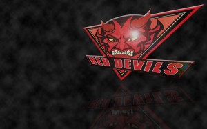 Red Devils Wallpaper - 1280x720